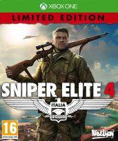 hra pre Xbox One Sniper Elite 4 (Limited Edition)