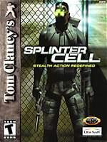 Hra pre PC Tom Clancys Splinter Cell + CZ