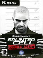 Hra pre PC Tom Clancys Splinter Cell: Double Agent CZ