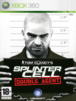 Hra pre Xbox 360 Tom Clancys Splinter Cell: Double Agent