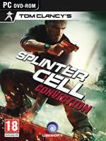 Hra pre PC Tom Clancys Splinter Cell: Conviction EN