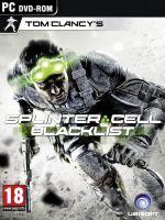 Hra pre PC Tom Clancys Splinter Cell: Blacklist CZ