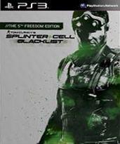 Hra pre Playstation 3 Tom Clancys Splinter Cell: Blacklist CZ (The 5th Freedom Edition)