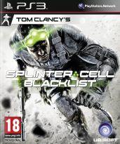Hra pre Playstation 3 Tom Clancys Splinter Cell: Blacklist CZ