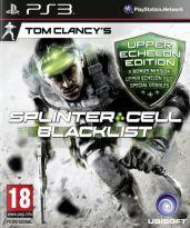 Hra pre Playstation 3 Tom Clancys Splinter Cell: Blacklist CZ (Upper Echelon Edition)