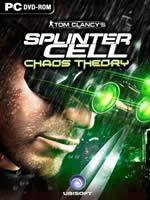 Hra pre PC Tom Clancys Splinter Cell: Chaos Theory + CZ