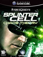 Hra pre GameCube Splinter Cell: Chaos Theory