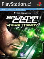 Hra pre Playstation 2 Tom Clancys Splinter Cell: Chaos Theory