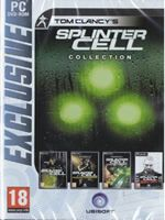 Hra pre PC Tom Clancys Splinter Cell: Collection + CZ