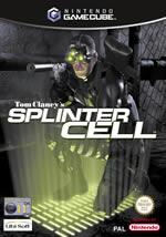 Hra pre GameCube Splinter Cell