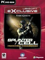 Hra pre PC Tom Clancys Splinter Cell: Pandora Tomorrow + CZ