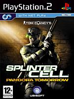 Hra pre Playstation 2 Tom Clancys Splinter Cell: Pandora Tomorrow