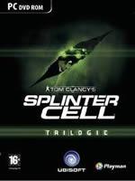 Hra pre PC Tom Clancys Splinter Cell: Trilogie + CZ