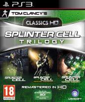 Hra pre Playstation 3 Tom Clancys Splinter Cell Trilogy HD