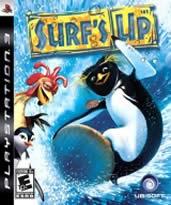 Hra pre Playstation 3 Surfs Up