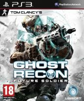 Hra pre Playstation 3 Tom Clancys: Ghost Recon: Future Soldier
