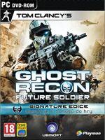 Hra pre PC Tom Clancys Ghost Recon: Future Soldier CZ (Signature Edition)