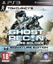 Hra pre Playstation 3 Tom Clancys Ghost Recon: Future Soldier (Signature Edition)