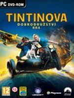 Hra pre PC Tintinova dobrodružství: Hra