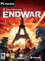 Hra pre PC Tom Clancys: End War