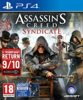 hra pre Playstation 4 Assassins Creed: Syndicate CZ