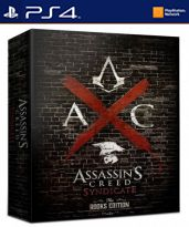 hra pre Playstation 4 Assassins Creed: Syndicate CZ (The Rooks Edition)