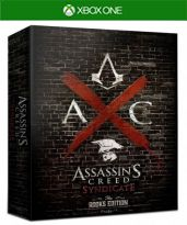 hra pre Xbox One Assassins Creed: Syndicate CZ (The Rooks Edition)