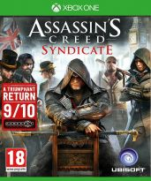 Assassins Creed: Syndicate CZ (XBOX1)