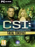Hra pre PC CSI: Fatal Conspiracy