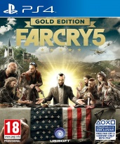 hra pro Playstation 4 Far Cry 5 (Gold Edition)
