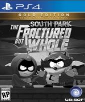 hra pre Playstation 4 South Park: The Fractured But Whole (Gold Edition)