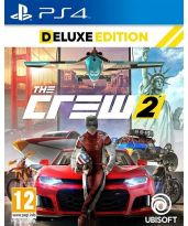 hra pro Playstation 4 The Crew 2