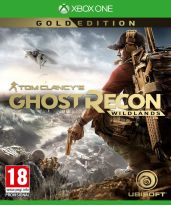 hra pre Xbox One Tom Clancys Ghost Recon: Wildlands (Gold Edition)
