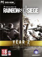 Hra pro PC Tom Clancys Rainbow Six: Siege CZ (Year 2 Gold Edition)