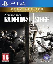 hra pro Playstation 4 Tom Clancys Rainbow Six: Siege CZ (Gold Season 1)