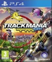 hra pre Playstation 4 Trackmania Turbo