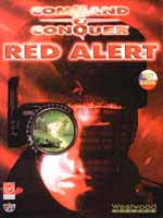Hra pre PC Command & Conquer: Red Alert