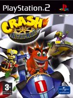 Hra pre Playstation 2 Crash Nitro Kart