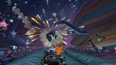 Crash tag team racing hra pre psp for Bureau xcom declassified crash