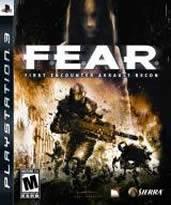 Hra pre Playstation 3 F.E.A.R.