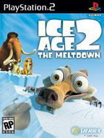 Hra pre Playstation 2 Ice Age 2 The Meltdown
