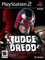 Hra pre Playstation 2 Judge Dredd vs Death