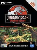 Hra pre PC Jurassic Park Operation Genesis
