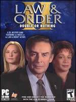 Hra pre PC Law and Order 2: Double or Nothing