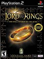 Hra pro Playstation 2 The Lord of the Rings: Fellowship of the Ring