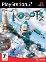 Hra pre Playstation 2 Robots