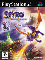Hra pre Playstation 2 The Legend of Spyro: Dawn of the Dragon