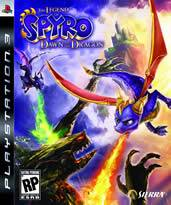 Hra pre Playstation 3 The Legend of Spyro: Dawn of the Dragon