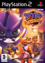 Hra pre Playstation 2 Spyro: A Heros Tail