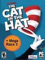 Hra pre PC The Cat in The Hat + MegaRace 3